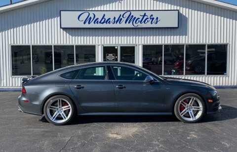 2017 Audi S7 for sale at Wabash Motors in Terre Haute IN