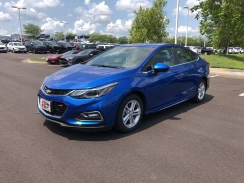 2017 Chevrolet Cruze for sale at Karl Pre-Owned in Glidden IA