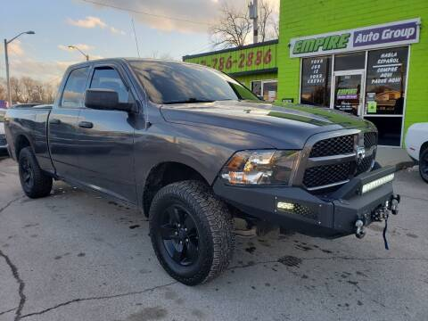 2017 RAM Ram Pickup 1500 for sale at Empire Auto Group in Indianapolis IN