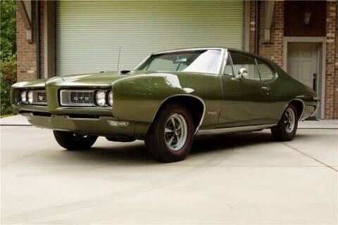 1968 Pontiac GTO for sale at The Car Shed in Burleson TX