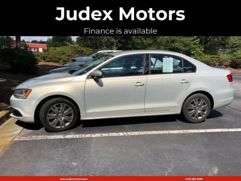 2011 Volkswagen Jetta for sale at Judex Motors in Loganville GA