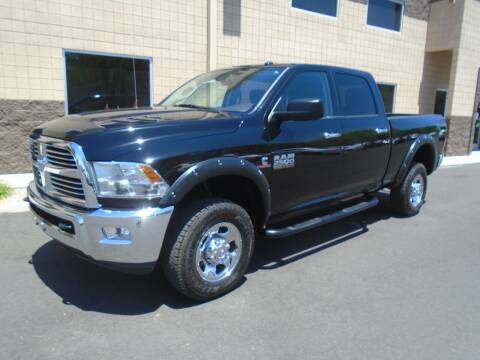 2013 RAM Ram Pickup 2500 for sale at COPPER STATE MOTORSPORTS in Phoenix AZ