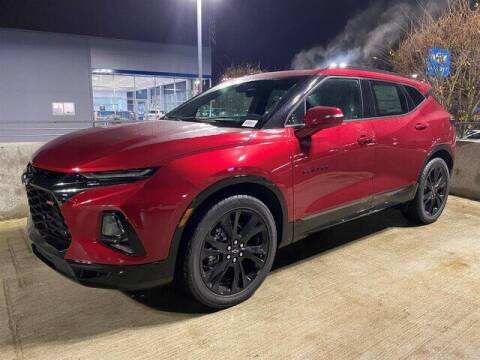 2021 Chevrolet Blazer for sale at Chevrolet Buick GMC of Puyallup in Puyallup WA