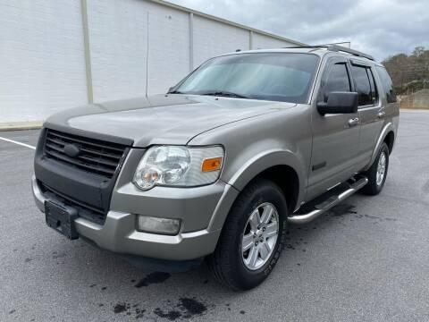 2008 Ford Explorer for sale at Allrich Auto in Atlanta GA