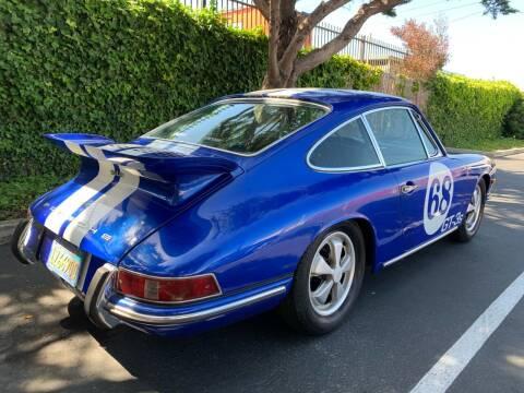 1968 Porsche 912 for sale at Dodi Auto Sales in Monterey CA