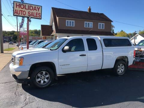 2009 GMC Sierra 1500 for sale at Holiday Auto Sales in Grand Rapids MI