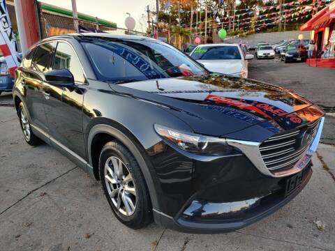 2018 Mazda CX-9 for sale at LIBERTY AUTOLAND INC - LIBERTY AUTOLAND II INC in Queens Villiage NY