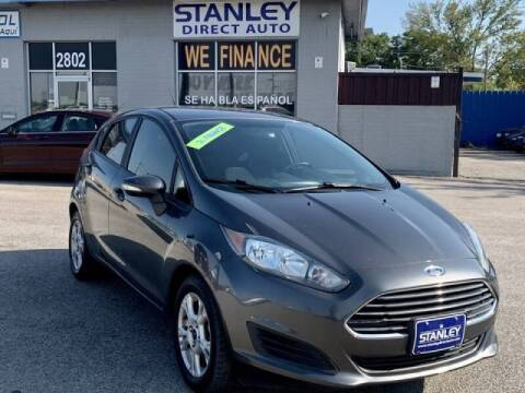 2015 Ford Fiesta for sale at Stanley Automotive Finance Enterprise - STANLEY DIRECT AUTO in Mesquite TX