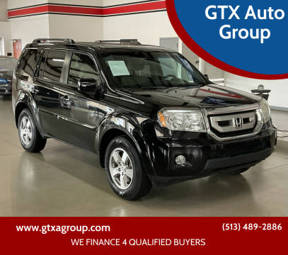 2011 Honda Pilot for sale at GTX Auto Group in West Chester OH