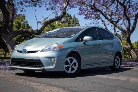 2013 Toyota Prius for sale at 605 Auto  Inc. in Bellflower CA