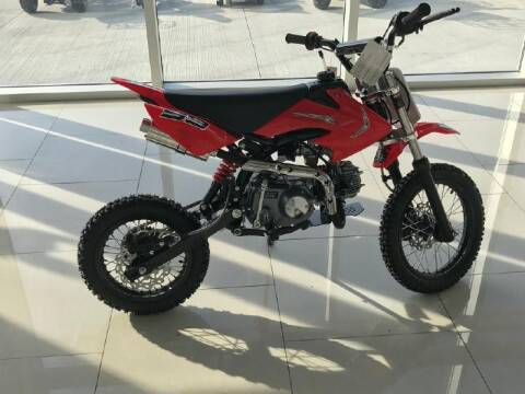 2016 VENOM 125CC DIRT BIKE for sale at EAGLE ROCK AUTO SALES in Eagle Rock MO