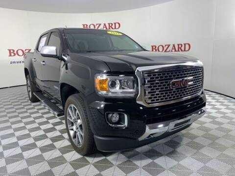 2018 GMC Canyon for sale at BOZARD FORD in Saint Augustine FL