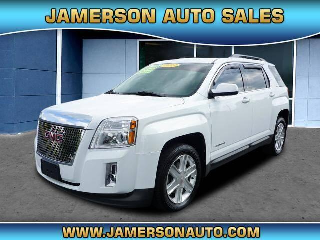 2011 GMC Terrain for sale at Jamerson Auto Sales in Anderson IN