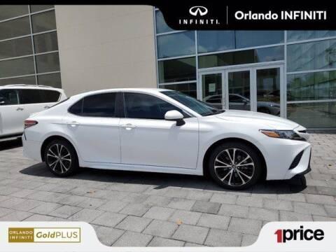 2019 Toyota Camry for sale at Orlando Infiniti in Orlando FL