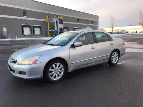 2007 Honda Accord for sale at Angies Auto Sales LLC in Newport MN