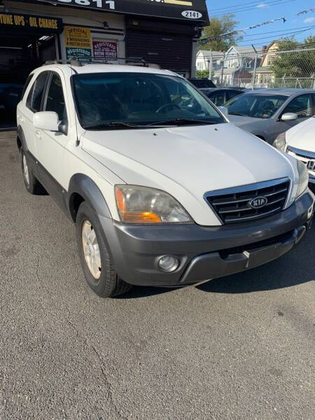 2007 Kia Sorento for sale at Reliance Auto Group in Staten Island NY