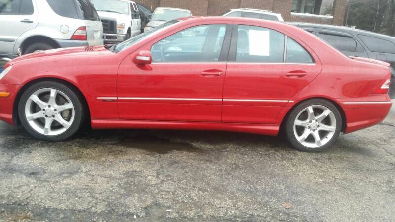 2007 Mercedes-Benz C-Class for sale at Dave's Garage & Auto Sales in East Peoria IL