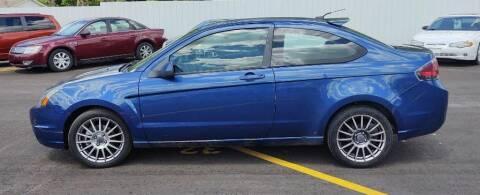 2009 Ford Focus for sale at Hilltop Auto in Prescott MI