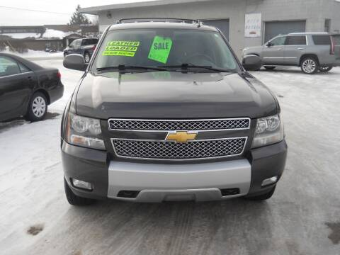 2010 Chevrolet Tahoe for sale at Shaw Motor Sales in Kalkaska MI