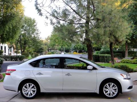 2015 Nissan Sentra for sale at AZGT LLC in Phoenix AZ