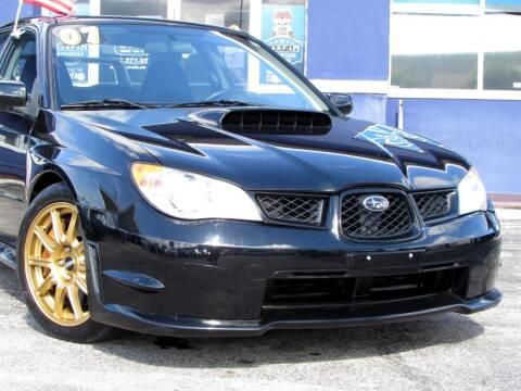 2007 Subaru Impreza for sale at Orlando Auto Connect in Orlando FL