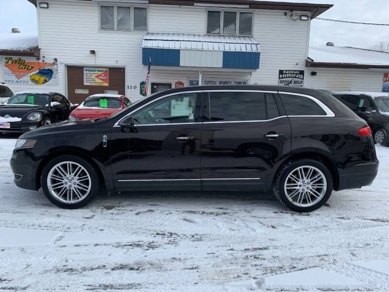2013 Lincoln MKT for sale at Twin City Motors in Grand Forks ND