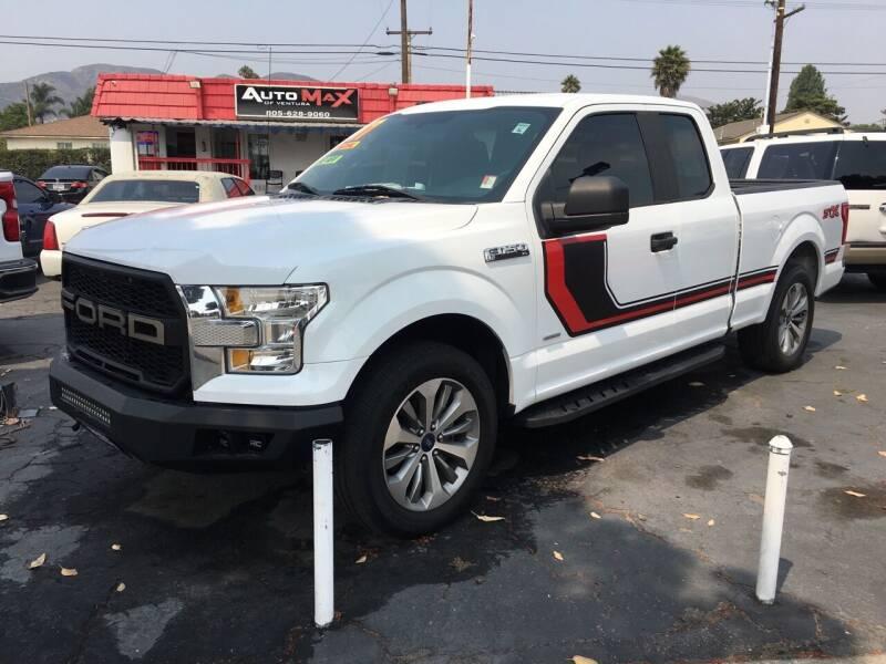 2017 Ford F-150 for sale at Auto Max of Ventura in Ventura CA