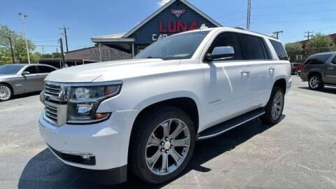 2016 Chevrolet Tahoe for sale at LUNA CAR CENTER in San Antonio TX