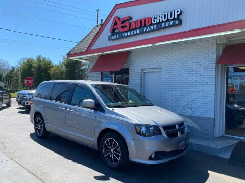 2015 Dodge Grand Caravan for sale at AG AUTOGROUP in Vineland NJ