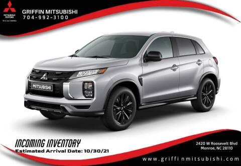 2021 Mitsubishi Outlander Sport for sale at Griffin Mitsubishi in Monroe NC