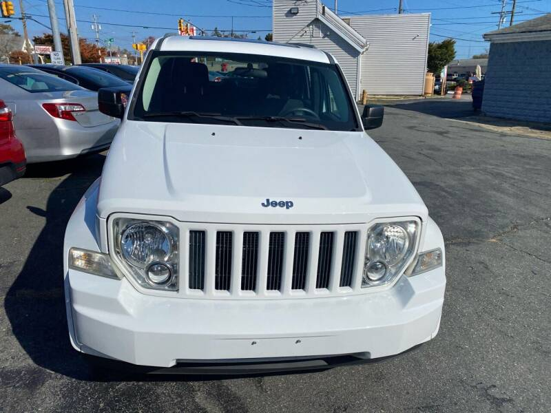 2011 Jeep Liberty for sale at Better Auto in South Darthmouth MA