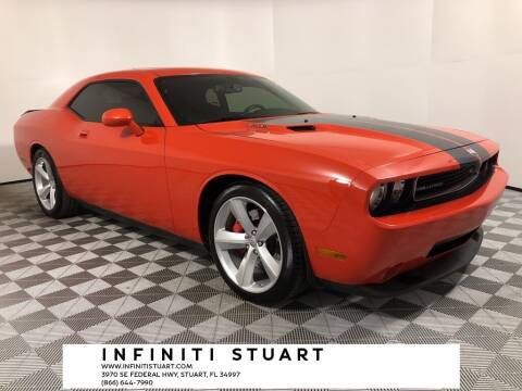 2010 Dodge Challenger for sale at Infiniti Stuart in Stuart FL