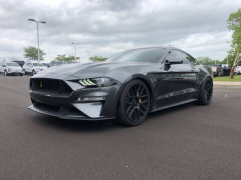 2018 Ford Mustang for sale at Karl Pre-Owned in Glidden IA