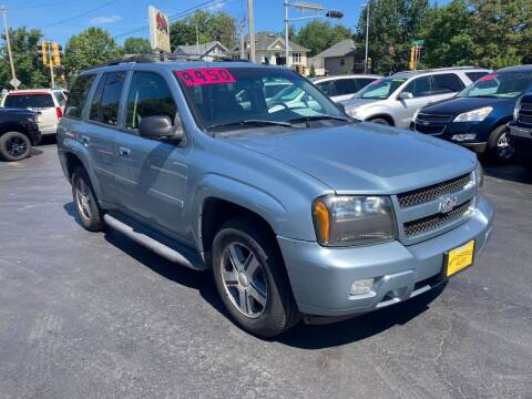 2006 Chevrolet TrailBlazer for sale at AFFORDABLE AUTO, LLC in Green Bay WI