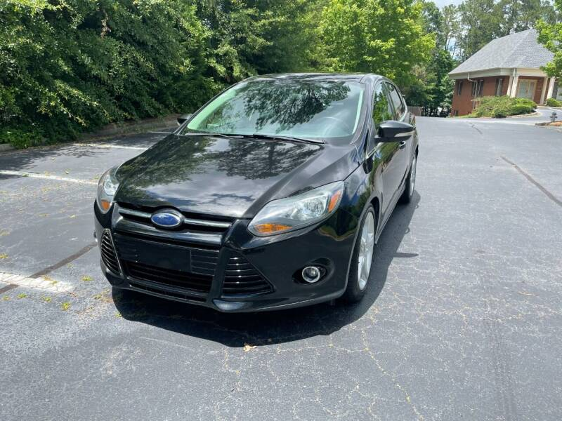 2014 Ford Focus for sale at SMT Motors in Roswell GA