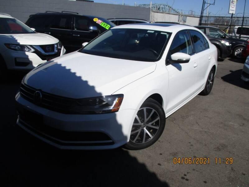 2017 Volkswagen Jetta for sale at Newark Auto Sports Co. in Newark NJ