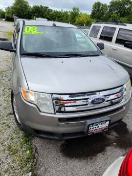 2008 Ford Edge for sale at Chicago Auto Exchange in South Chicago Heights IL