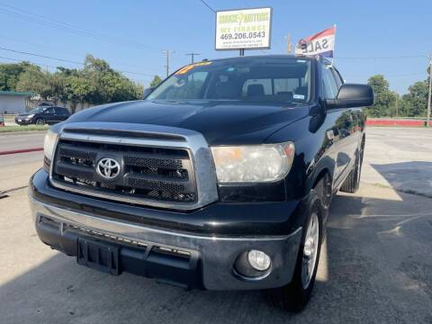 2012 Toyota Tundra for sale at Shock Motors in Garland TX