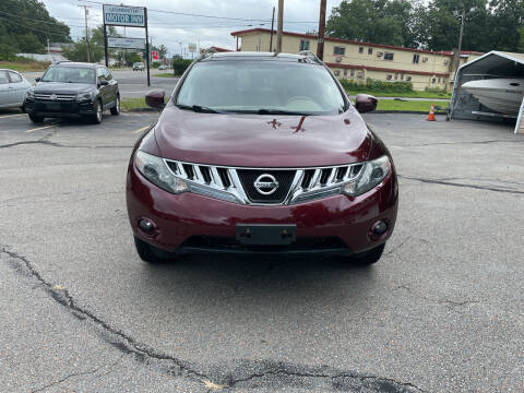 2010 Nissan Murano for sale at USA Auto Sales in Leominster MA