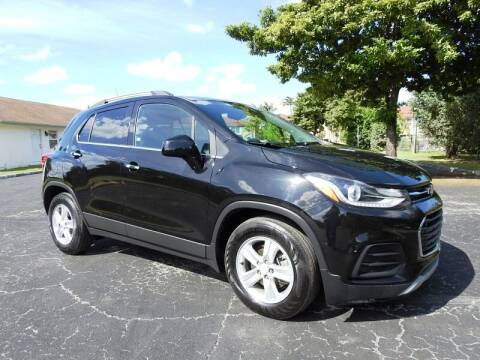 2019 Chevrolet Trax for sale at SUPER DEAL MOTORS 441 in Hollywood FL