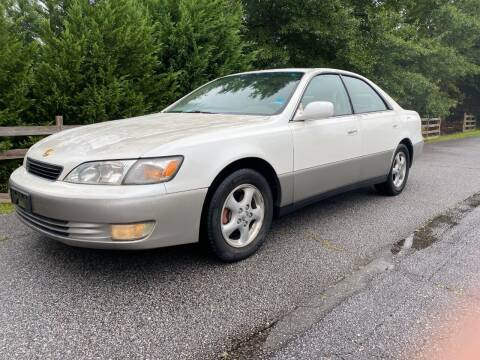 1997 Lexus ES 300 for sale at Front Porch Motors Inc. in Conyers GA