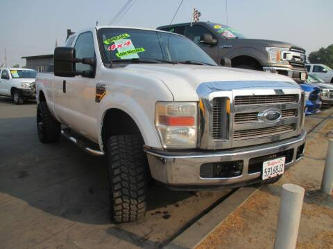 2008 Ford F-250 Super Duty for sale at Quick Auto Sales in Modesto CA