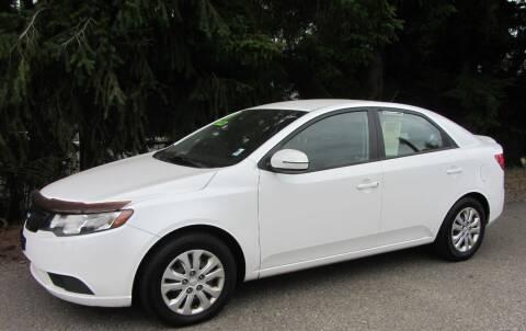 2011 Kia Forte for sale at B & C Northwest Auto Sales in Olympia WA