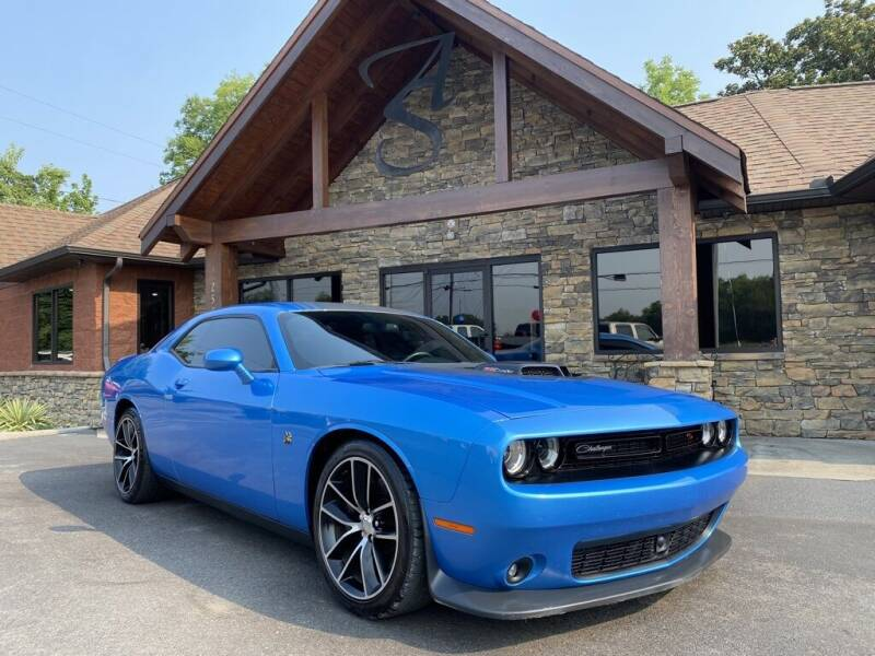 2015 Dodge Challenger for sale at Auto Solutions in Maryville TN