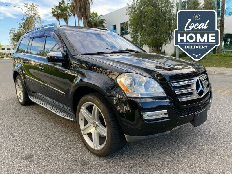 2010 Mercedes-Benz GL-Class for sale at Trade In Auto Sales in Van Nuys CA