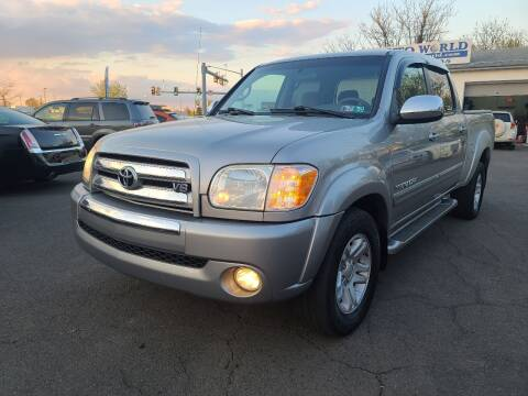 2005 Toyota Tundra for sale at PA Auto World in Levittown PA