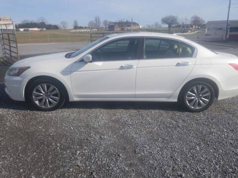 2011 Honda Accord for sale at Cascade Used Auto Sales in Martinsburg WV