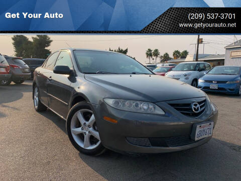 2005 Mazda MAZDA6 for sale at Get Your Auto in Ceres CA