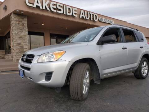 2010 Toyota RAV4 for sale at Lakeside Auto Brokers in Colorado Springs CO