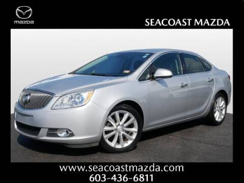 2013 Buick Verano for sale at The Yes Guys in Portsmouth NH